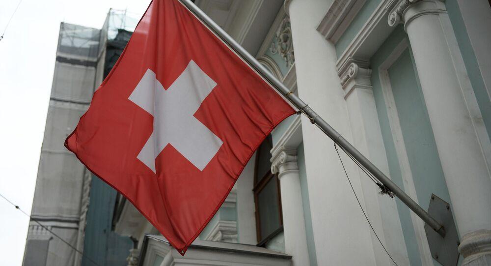 Vlajka Švýcarska