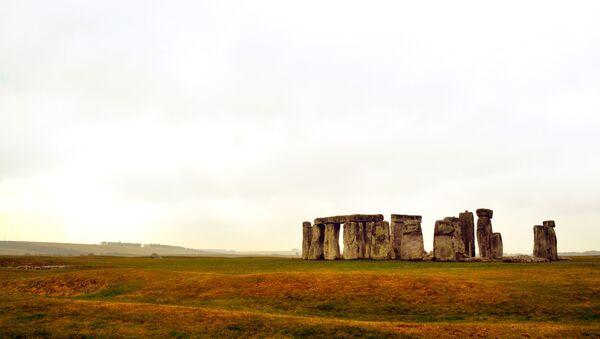 Stonehenge, England - Sputnik Česká republika