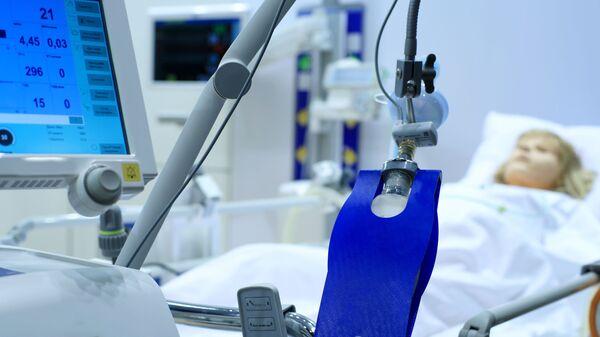 Пациент в больнице - Sputnik Česká republika