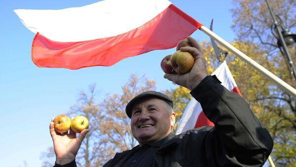 Polský farmář - Sputnik Česká republika