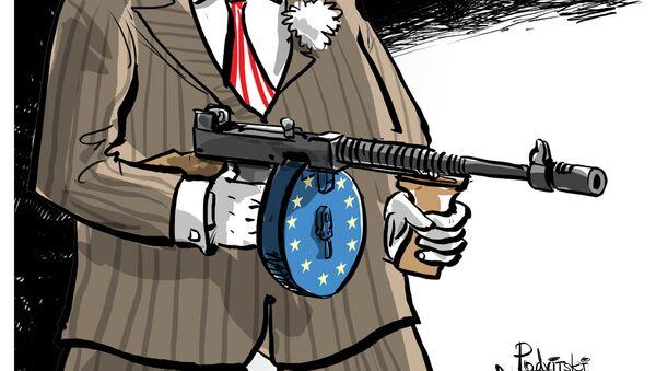 Tajný střelec Evropské unie - Sputnik Česká republika