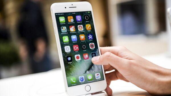 iPhone 7 - Sputnik Česká republika