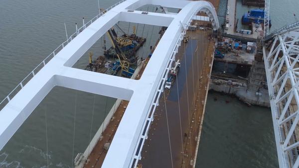 Krymský most v celé své kráse - Sputnik Česká republika
