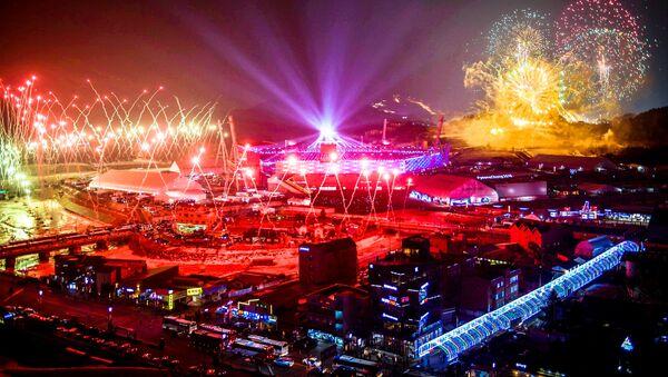 Zahájení XXIII. zimních olympijských her - Sputnik Česká republika