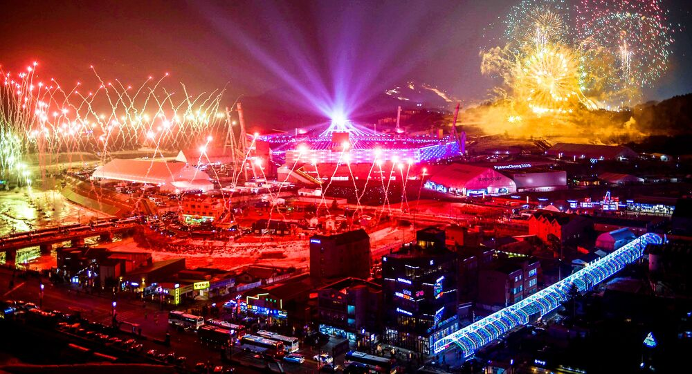 Zahájení XXIII. zimních olympijských her