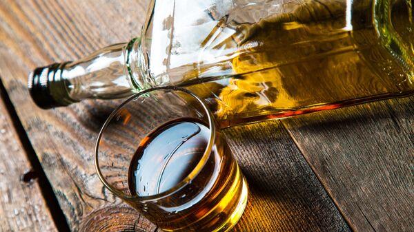 Tvrdý alkohol - Sputnik Česká republika