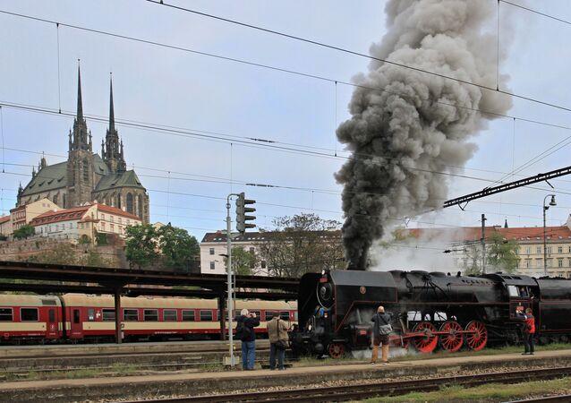 Tento druh lokomotiv se dá uvidět po celém světe.