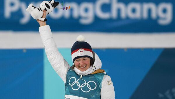 Veronika Vítková ve sprintu obsadila 3. místo - Sputnik Česká republika