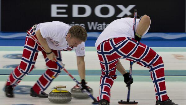 Norská reprezentace v curlingu - Sputnik Česká republika