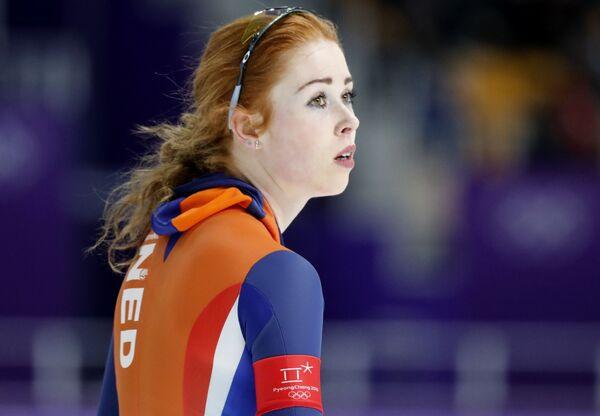 Nejpůvabnější sportovkyně na ZOH 2018 - Sputnik Česká republika