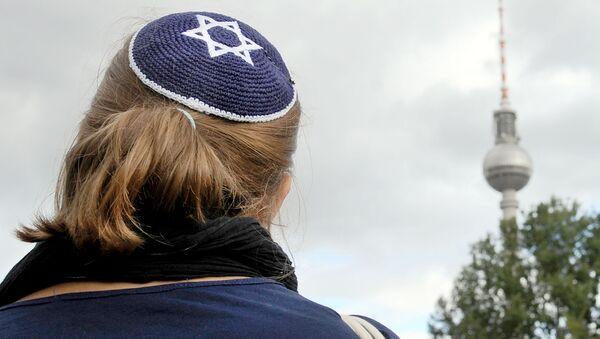 Každý den jsou v Německu páchány průměrně čtyři zločiny proti Židům - Sputnik Česká republika