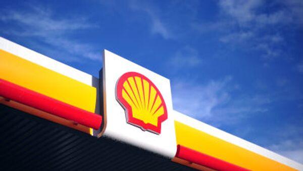 Logo společnosti Shell - Sputnik Česká republika