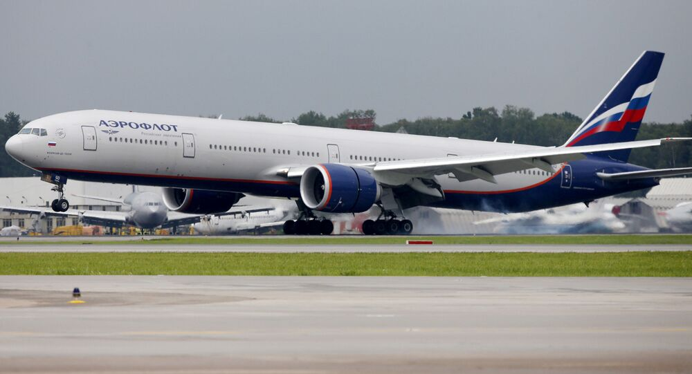 Boeing 777. Ilustrační foto