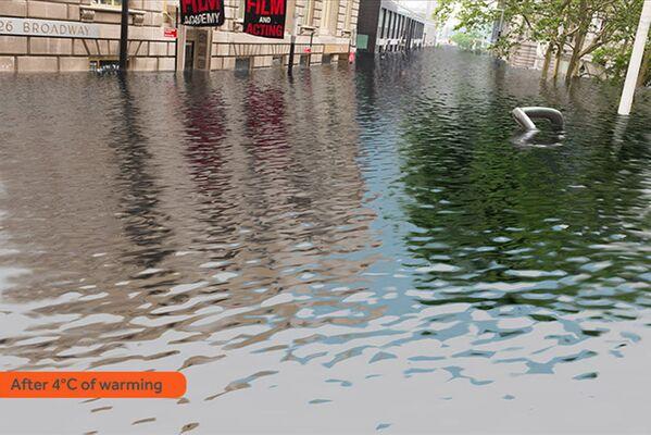 Města, která se noří pod vodu - Sputnik Česká republika