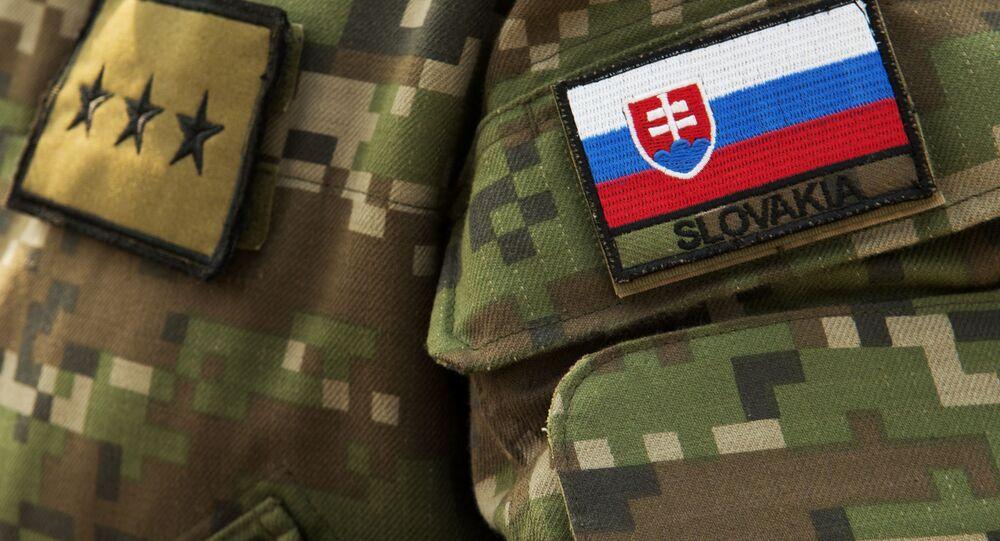 Slovenský voják