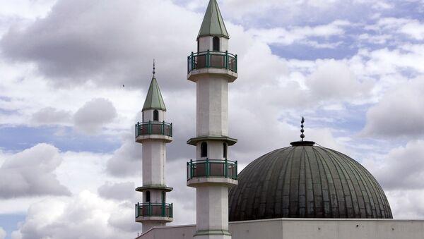Mešita ve Švédsku - Sputnik Česká republika