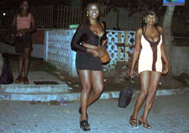 Nigerijské prostitutky
