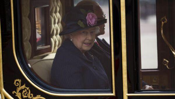 Královna Velké Británii Alžběta II - Sputnik Česká republika