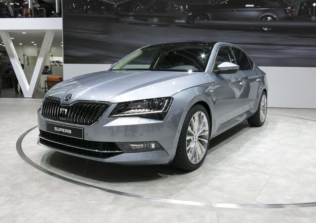 Auto Škoda Superb