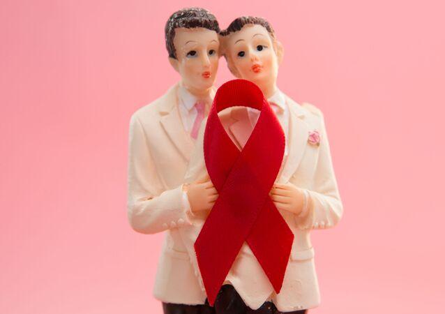 Dort ve tvaru jednopohlavního páru