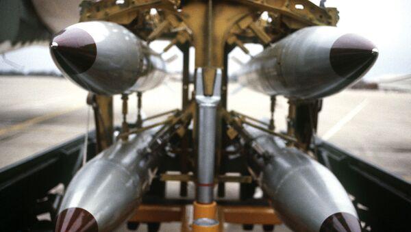Americké jaderné pumy B61 - Sputnik Česká republika