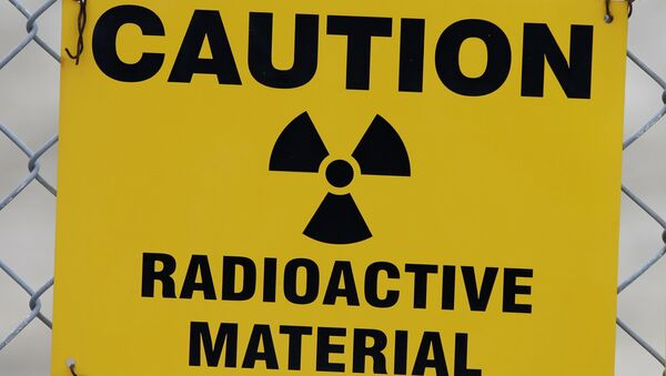 Pozor! Radioaktivní materiál - Sputnik Česká republika