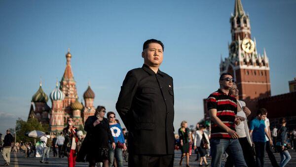 Dvojník Kim Čong-una - Sputnik Česká republika