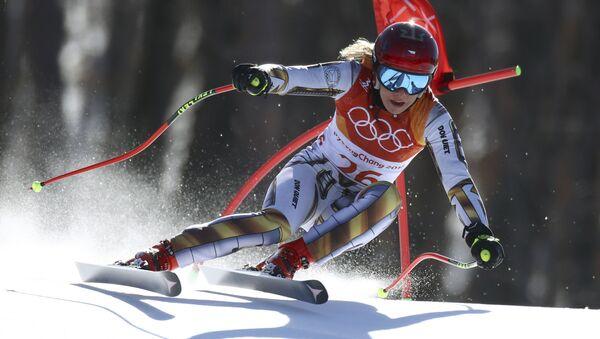 Česká snowboardista Ester Ledecká - Sputnik Česká republika