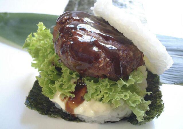 Sushi. Ilustrační foto