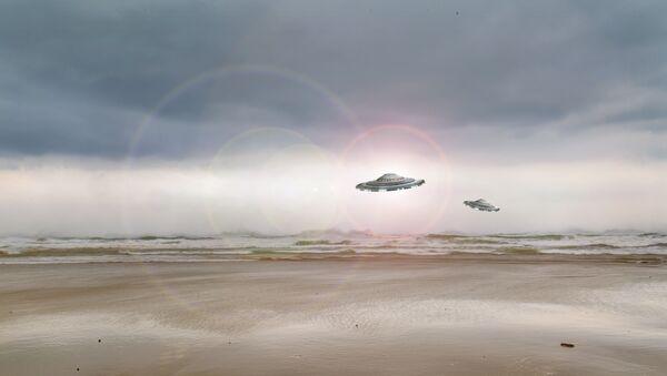 UFO (Symbolbild) - Sputnik Česká republika