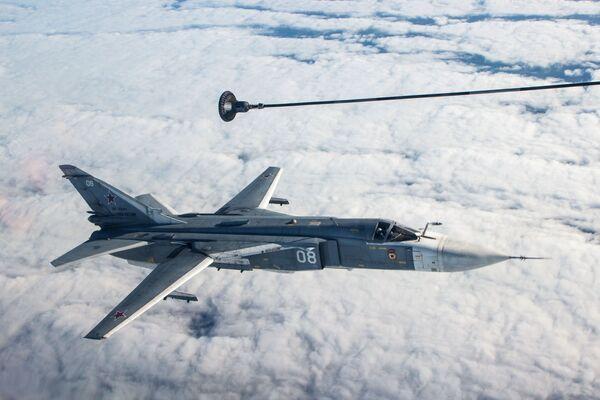 Letová taktická cvičení námořního letectva Černomořské flotily Ruska - Sputnik Česká republika