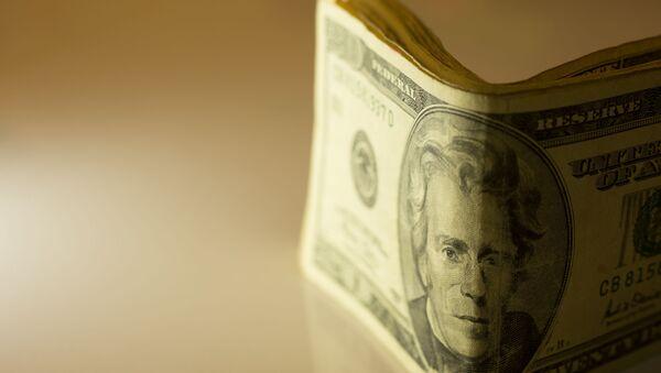Dolar USA - Sputnik Česká republika