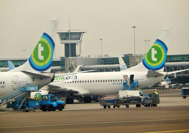 Letecká společnost Transavia Airlines