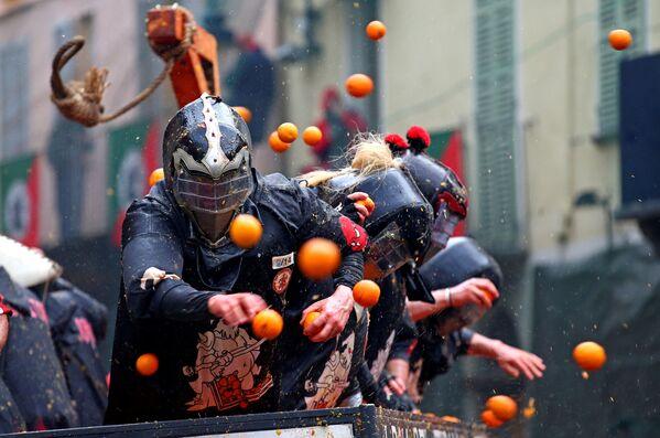 Tento týden v obrázcích: veselé karnevaly a další společenské akce - Sputnik Česká republika