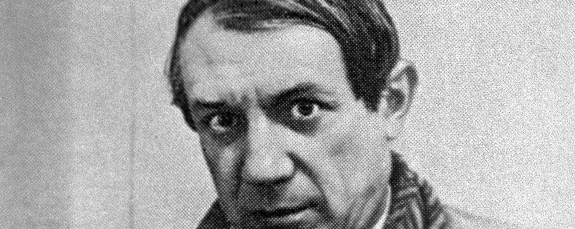 Španělský malíř Pablo Picasso - Sputnik Česká republika, 1920, 18.02.2018