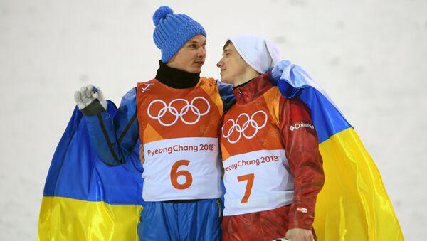 Alexandr Abramenko a Ilja Burov - Sputnik Česká republika