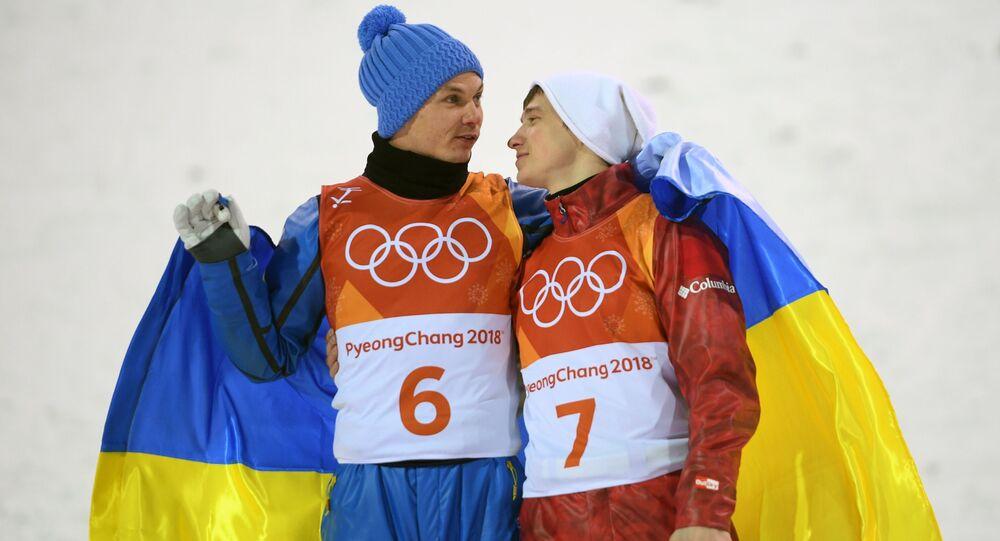 Alexandr Abramenko a Ilja Burov