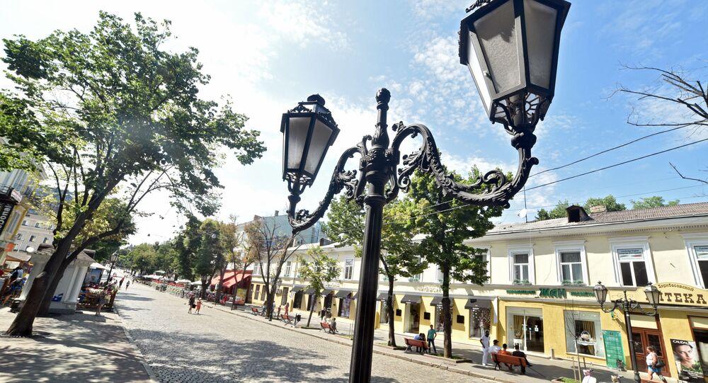 Ulice Děribasovská. Ilustrační foto