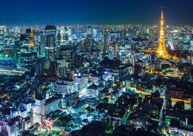 Tokio, ilustrační foto
