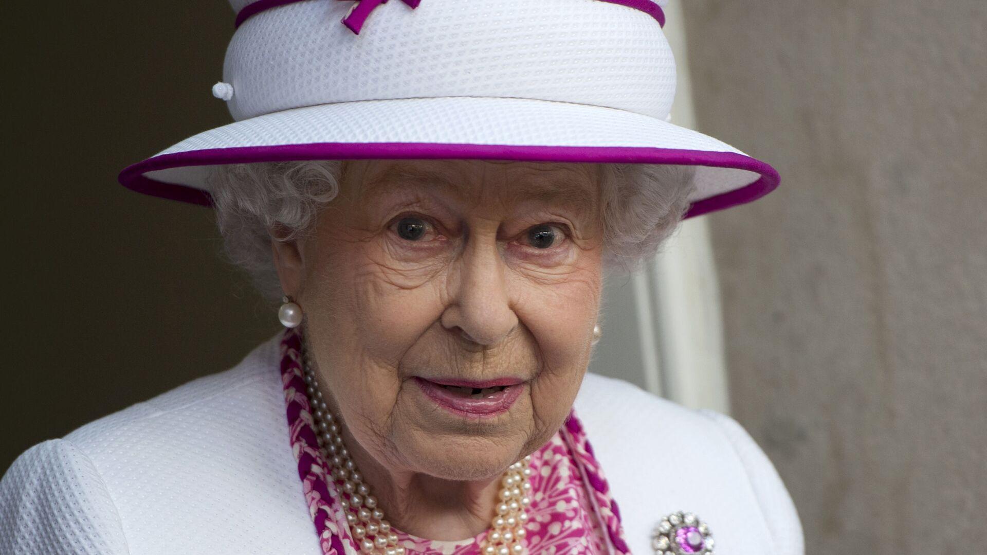 Královna Velké Británie Alžběta II.  - Sputnik Česká republika, 1920, 11.07.2021