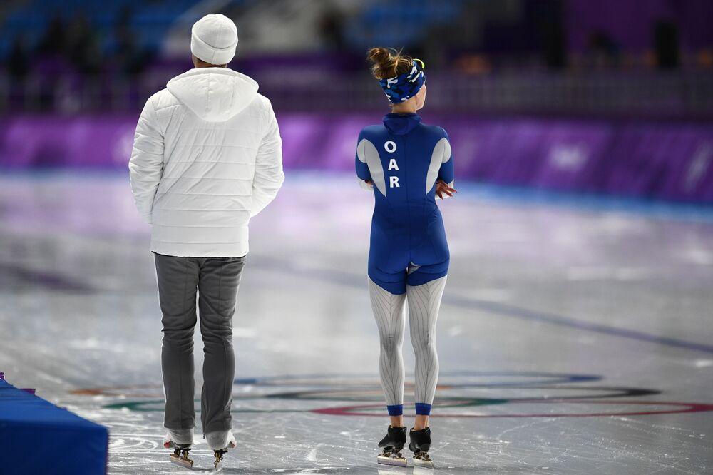 Zákulisí olympiády na foto Sputniku