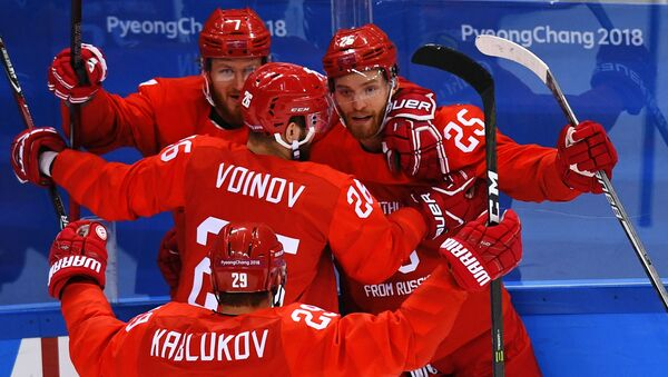 Zápas Rusko - Norsko - Sputnik Česká republika