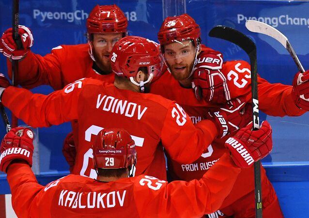 Zápas Rusko - Norsko