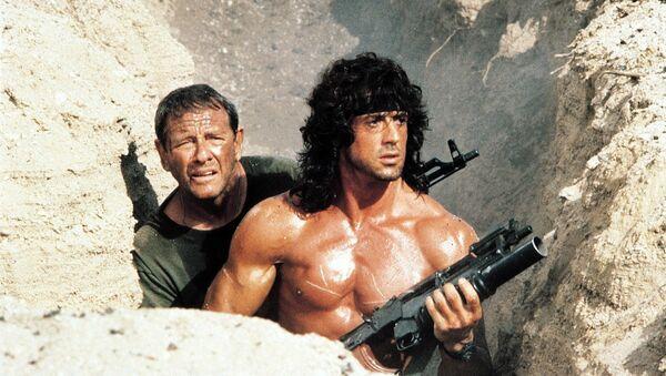 Obrázek z filmu Rambo 3 - Sputnik Česká republika