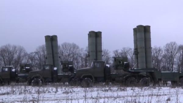 Taktická cvičení s komplexy S-300PM1 skončila v Rusku - Sputnik Česká republika