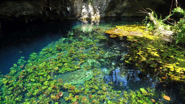 Podvodní jeskyně Sac Actun - Sputnik Česká republika