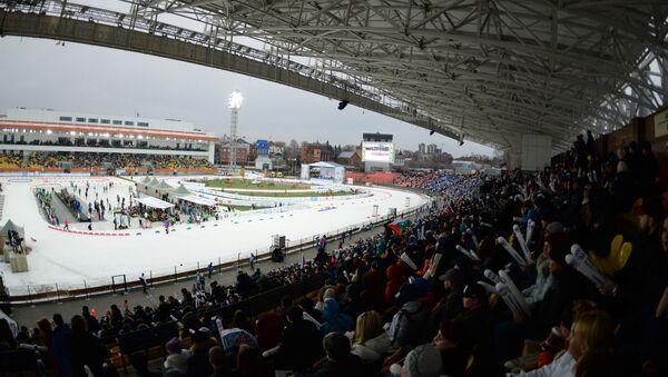 Stadion v Ťumeni - Sputnik Česká republika