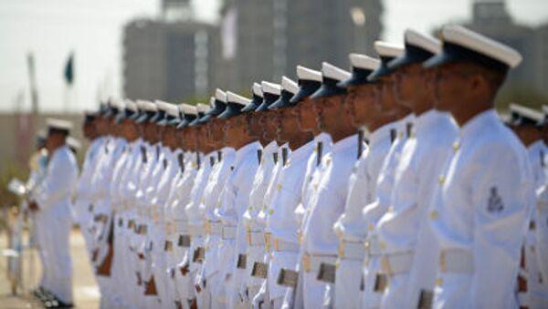 Vojensko-námořní síly Indie - Sputnik Česká republika