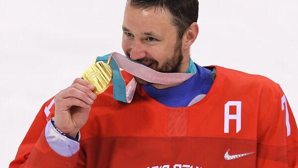 Ruský hokejista Ilja Kovalčuk - Sputnik Česká republika