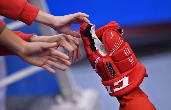 Vítězství ruského hokeje na ZOH-2018 - Sputnik Česká republika